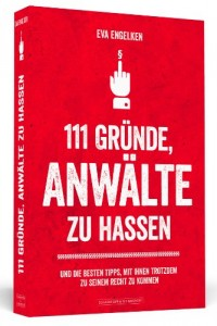 Anwälte hassen - Cover