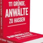 """Buchautorin Eva Engelken im Interview zu """"111 Gründe, Anwälte zu hassen"""""""